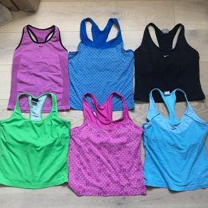 Nike workout tank bundle